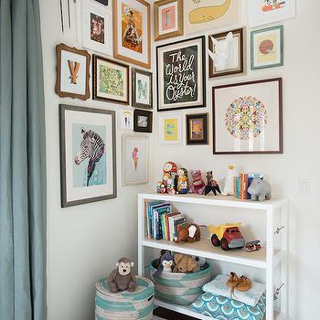 Serena and Lily Cabot Bookshelf, Transitional, nursery, Honestly WTF