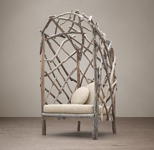 Montauk Nest Chair West Elm