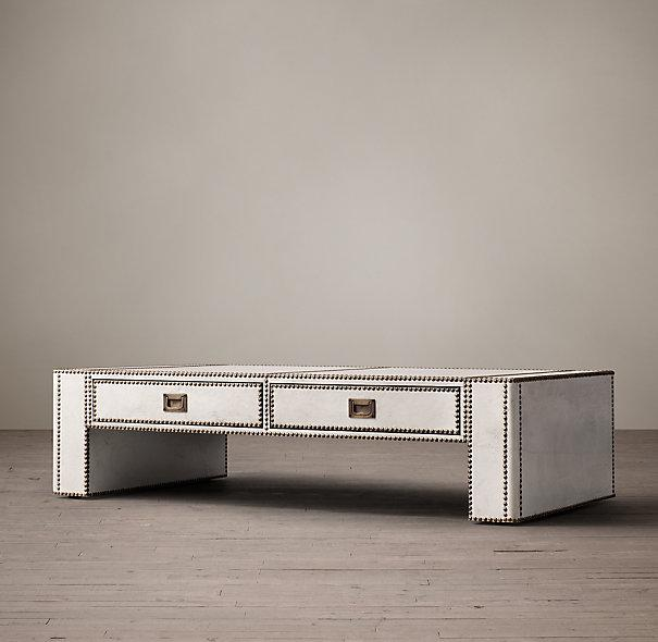 Marseilles Coffee Table I Restoration Hardware