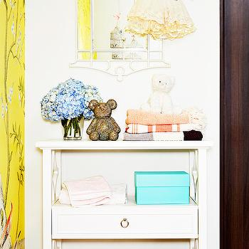 Nursery Bookcase, Contemporary, nursery, Domaine Home