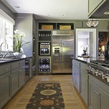 Home Wine Dispenser Transitional Kitchen Nv Design