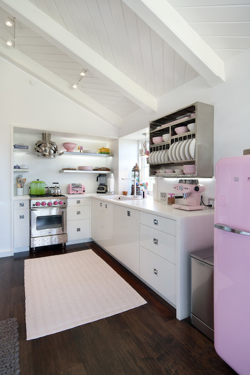Steel frame kitchen cabinets
