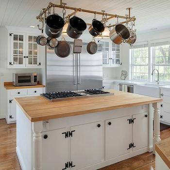 Cabinets With Exposed Hinges Design Ideas