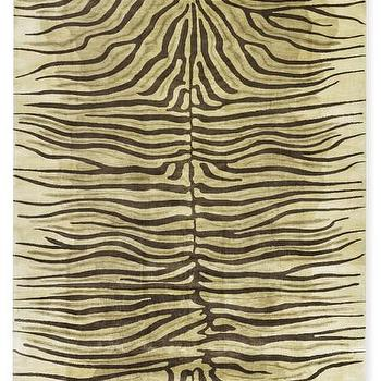 Animal Print Rug Pottery Barn Kids