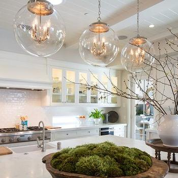 Large glass globe island pendants design ideas regina andrew large globe pendant aloadofball Gallery