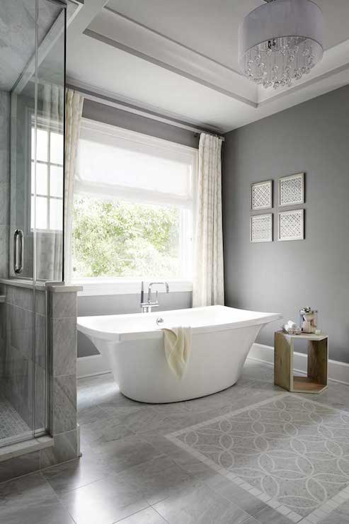 bathroom tray ceiling design ideas,