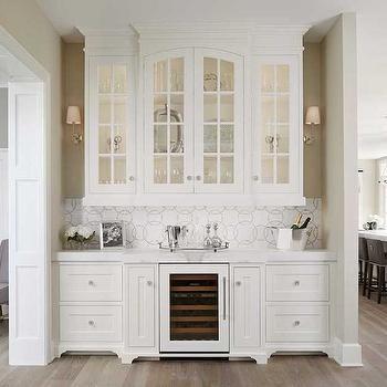 Lit Cabinets