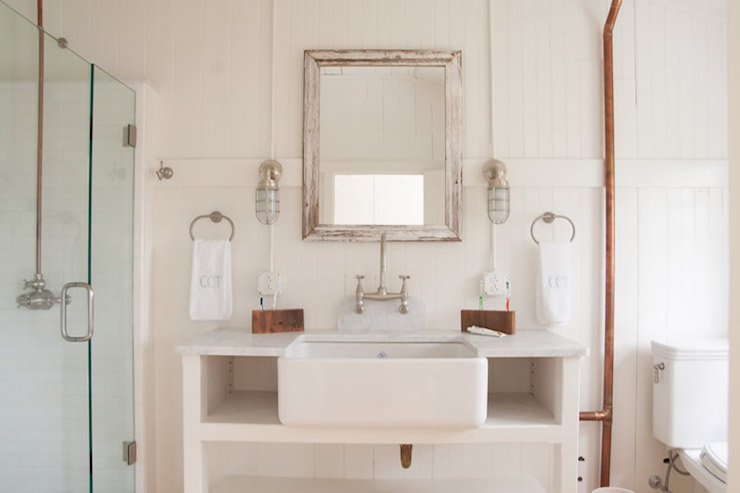 Bathroom Farmhouse Sink