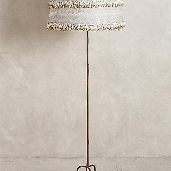 Iron Birds Branches Floor Lamp