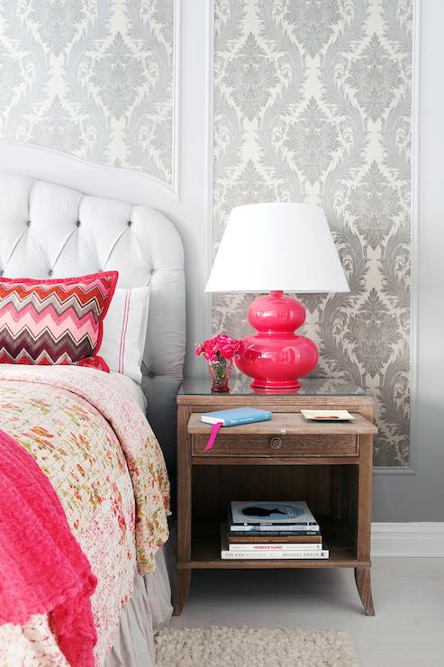 Moroccan Headboard Contemporary Bedroom Jeneration