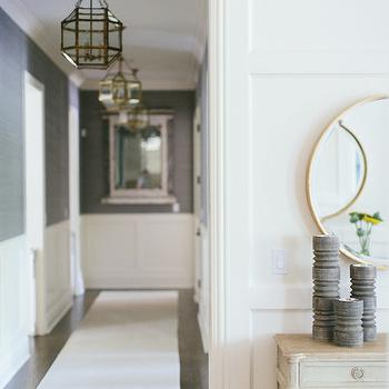 Hallway Wainscoting Design Ideas