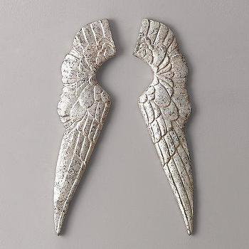 Pewter Angel Wings I RH Baby and Child