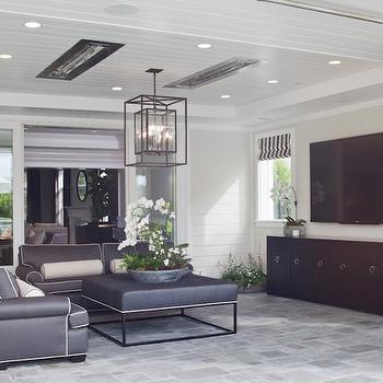 Osborne Lantern, Contemporary, deck/patio, Brooke Wagner Design