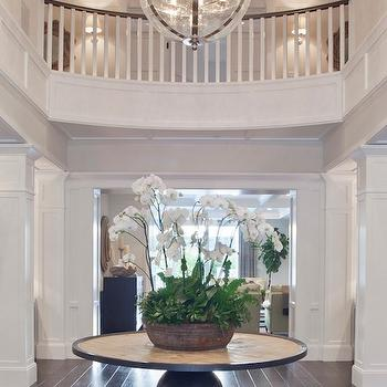 foyer table design ideas