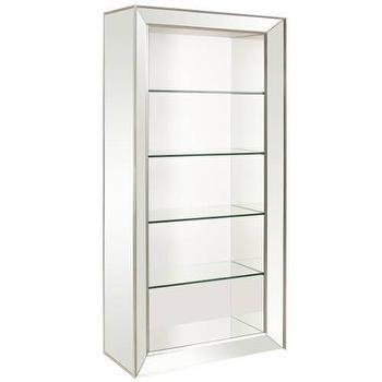 Bassett Mirror Minetta 34 Bookcase I Homeclick