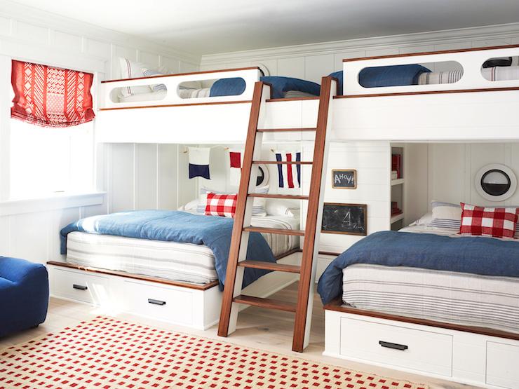 Kids Loft Beds Cottage Boy 39 S Room Pratt And Lambert