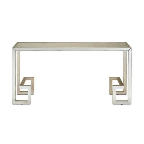 Greek Maze Console Table Vielle And Frances
