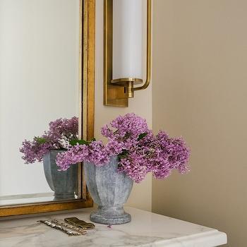 Tall Keeley Pivoting Bath Light, Transitional, bathroom, Alice Lane Home