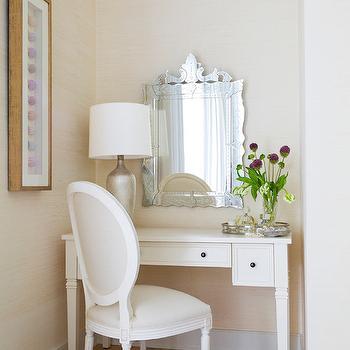 Vanity Nook, Cottage, bedroom, Chango & Co.