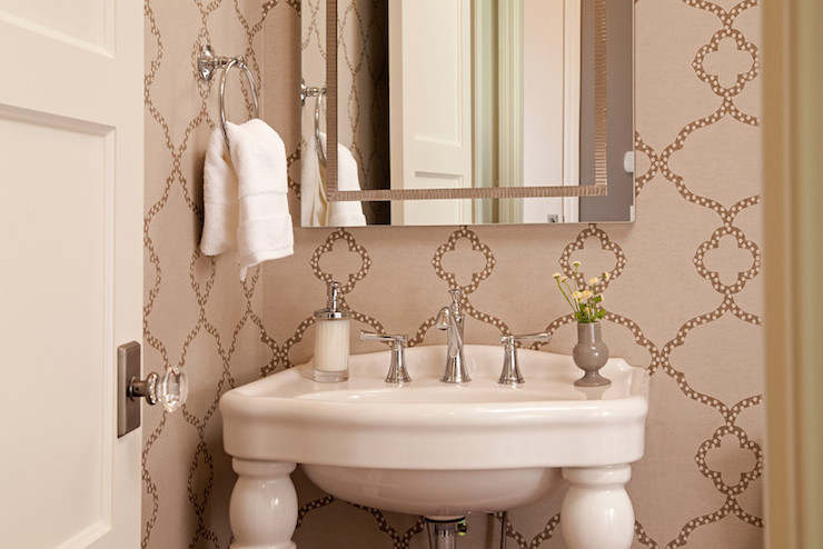 Powder Room Sinks