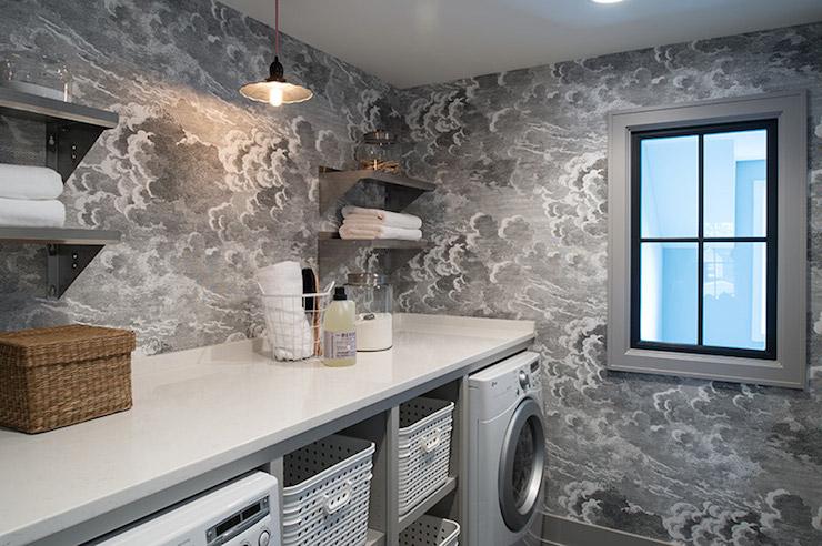 Fornasetti Nuvole Wallpaper