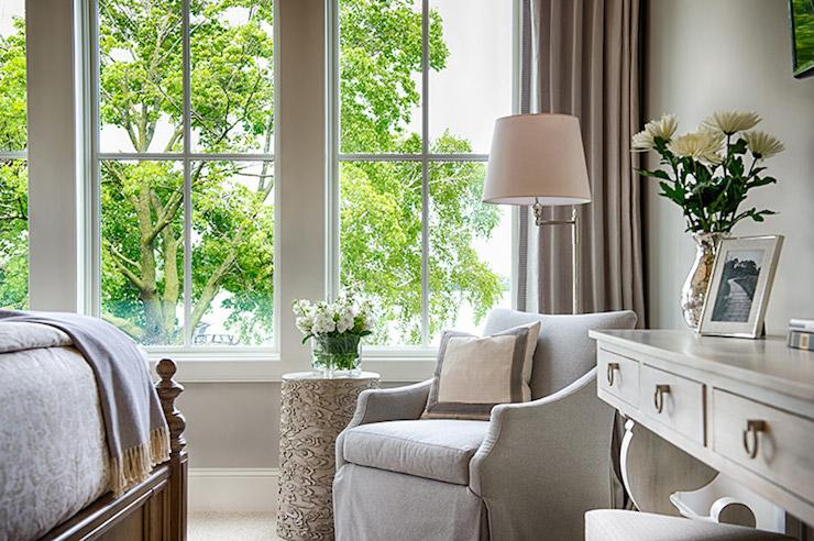 Corner Chair Bedroom