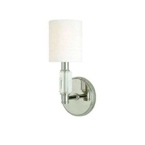 Bling Beaded Crystal Candle Sconce