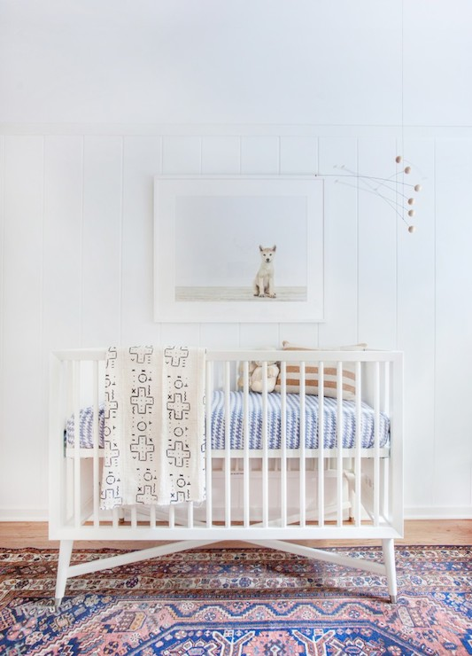 Neutral Crib Bedding Nursery