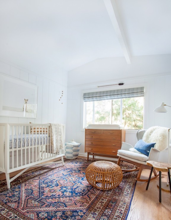 mid century modern crib - Mid Century Modern Crib