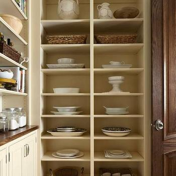 Floor To Ceiling Pantry Cabinets Design Ideas