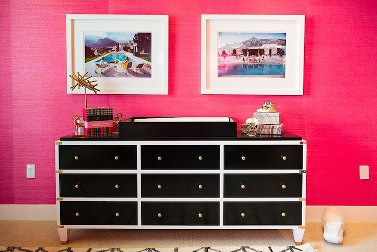 Brand new Black and White Dresser - Contemporary - nursery - Shannon Wollack GV14