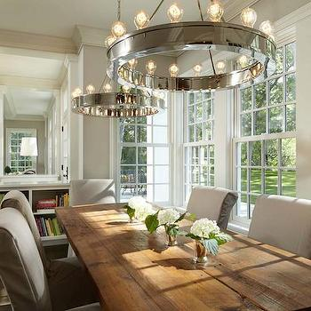 Roark Modular Ring Chandelier View Full Size. Exquisite Dining Room ...