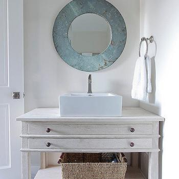 round mirror design ideas. Black Bedroom Furniture Sets. Home Design Ideas