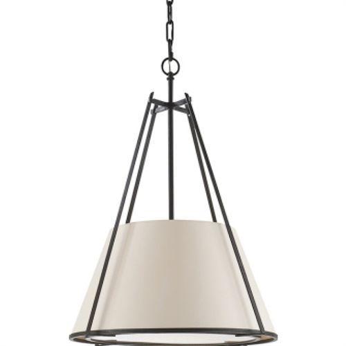 Open Weave Paper Lantern Pendants