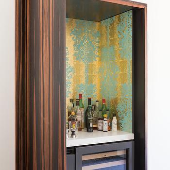 Monaco Bar Cabinet in Bar Cabinets - Crate&Barrel