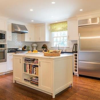 Transitional, kitchen, Benjamin Moore Decorator white, Lauren Winter Interiors