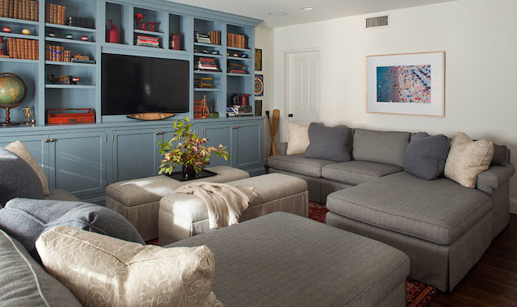 Royal Blue Sectional Sofas Design Ideas