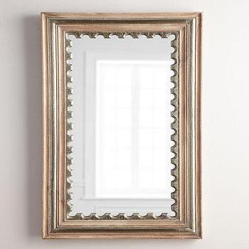 Safavieh Rica Wall Mirror Silver I Target