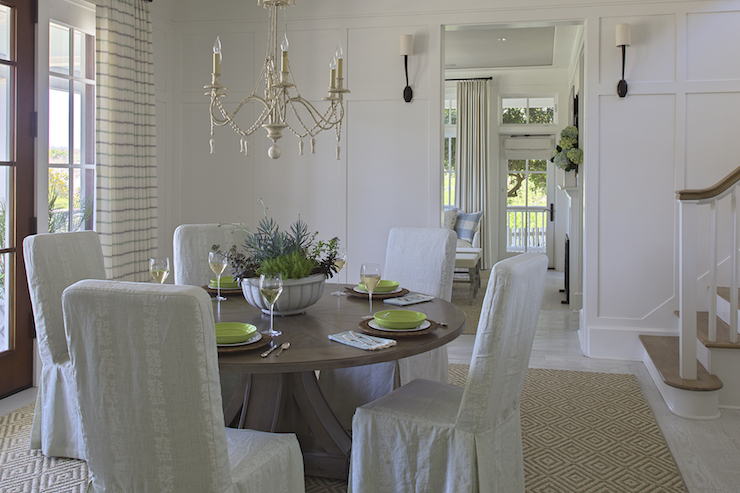 Cottage Dining Room Design - Cottage - dining room - Urban ...