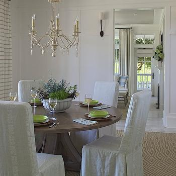 Cottage Dining Room Design, Cottage, dining room, Urban Grace Interiors
