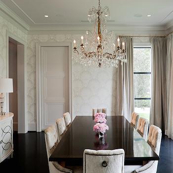 French Dining Room Design, French, dining room, Frasier Homes