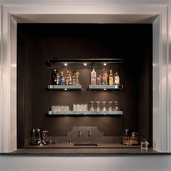 Wet Bar Ideas View Full Size
