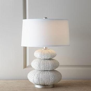 Regina-Andrew Design Stacked Sea Urchin Lamp I Horchow