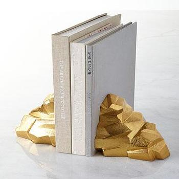Michael Aram Rock Bookends I Horchow