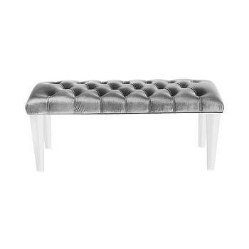 Sunpan Modern Glamour Bench I AllModern