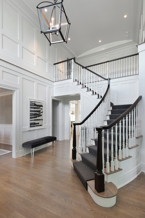 Two Story Entrance Foyer : Two story foyer design ideas