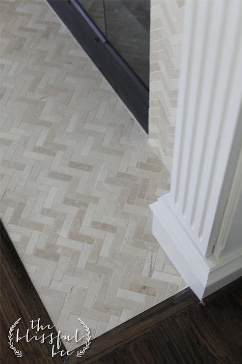 Herringbone Tiles Design Ideas