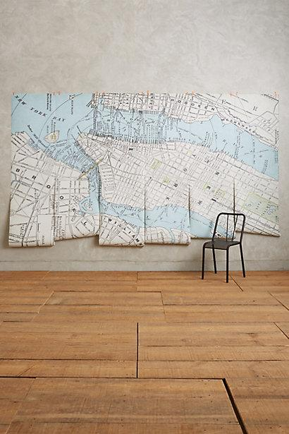 Wall murals custom murals your way mural sizes for Anthropologie wall mural
