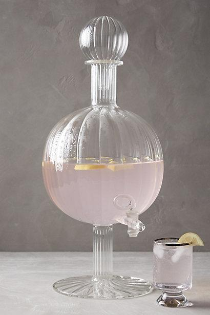 Tear Drop Beverage Dispenser Large Z Gallerie