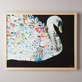 Multi Colored Swan Art Products Bookmarks Design Inspiration And Ideas